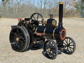 1.5 INCH ALLCHIN TRACTION ENGINE  £200 deposit